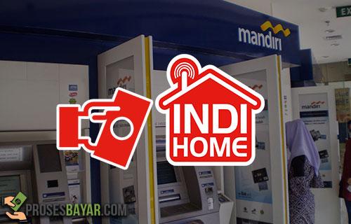 Cara Bayar Indihome Via ATM Mandiri