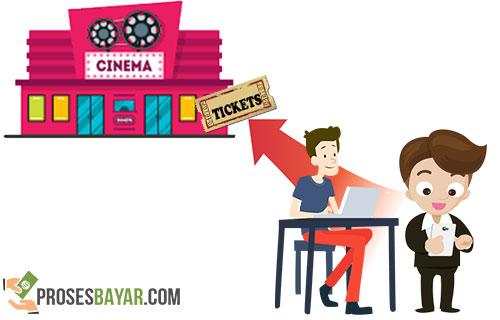 Cara Beli Tiket Bioskop Via Online