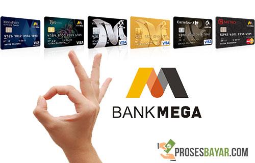 Cara Melunasi Kartu Kredit Bank Mega