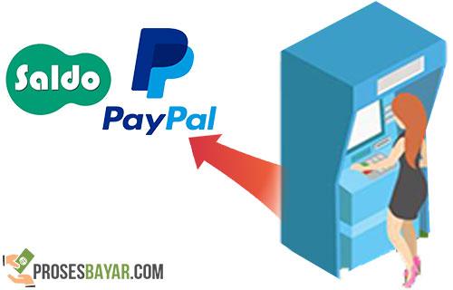 Cara Mengisi Saldo Paypal Lewat ATM