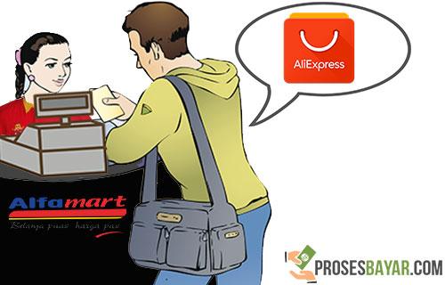 Cara Pembayaran Aliexpress di Alfamart