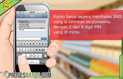 Cara Cek Saldo Rekening Ponsel Gojek Aplikasi Mobile Banking