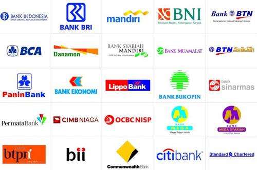 Daftar Kode Bank Indonesia Seperti BCA, BRI, Mandiri dan Lainnya