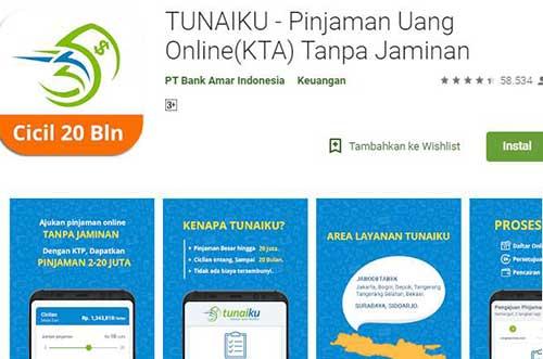 18 Aplikasi Pinjam Uang Online Terpercaya Tanpa Ribet Dan Bunga