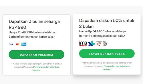 2 Cara Daftar Akun Premium Spotify yang Mudah dan Cepat
