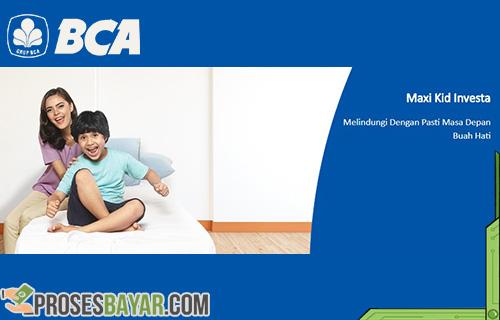 Asuransi Pendidikan Anak BCA