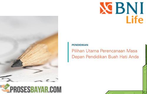 Asuransi Pendidikan Anak BNI