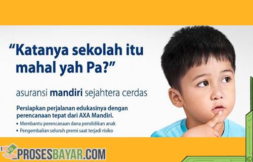Asuransi Pendidikan Bank Mandiri