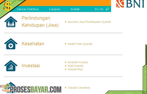 Asuransi Syariah BNI Life