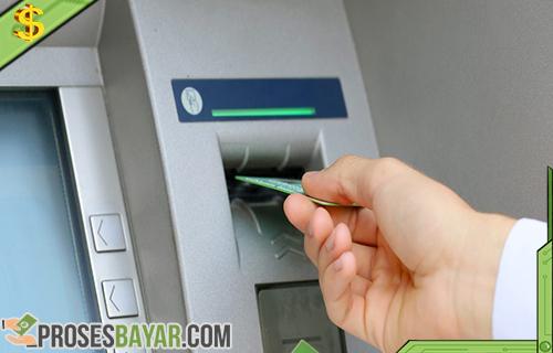 Bayar Pajak Via ATM BRI
