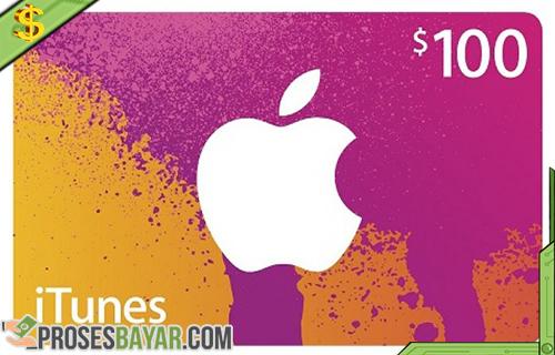 Cara Beli iTunes Gift Card Menggunakan Debit Online
