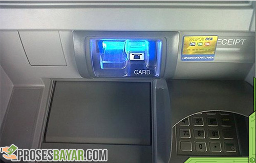 Cara Cek Transaksi BCA Via ATM
