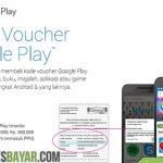 Cara Menukar Kode Voucher Google Play Indomaret