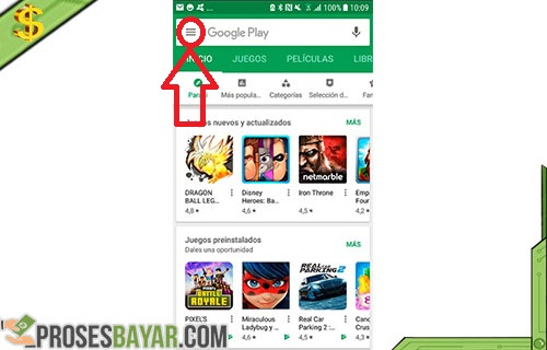 Cara Menukar Kode Voucher Google Play Indomaret 6