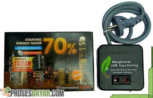 International SORJ Starting Energy Saver