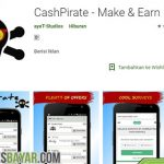 Kode Voucher Google Play Gratis dari Cashpirate