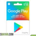 Beli Google Play Gift Card Murah