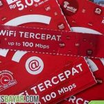 Cara Beli Voucher Wifi ID Lewat Pulsa All Operator