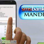 Kode SMS Banking Mandiri