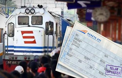 Cara Bayar Tiket Kereta Api via Internet Banking BCA dan BRI