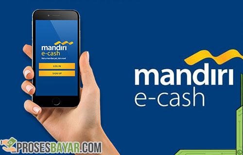 Cara Menerima Uang Lewat E-Cash Mandiri