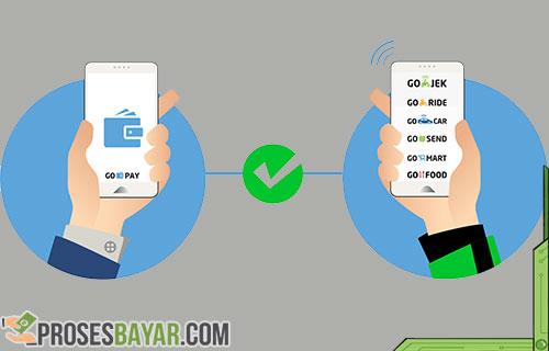 Cara Transfer Gopay Gojek