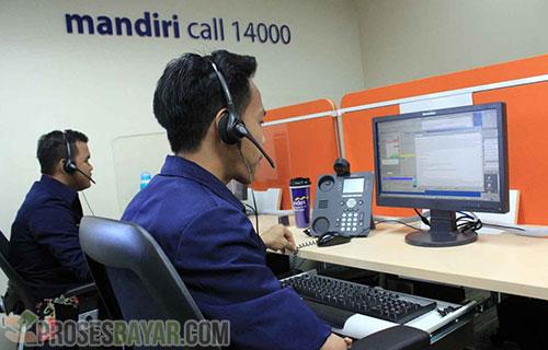 Hubungi Mandiri Call