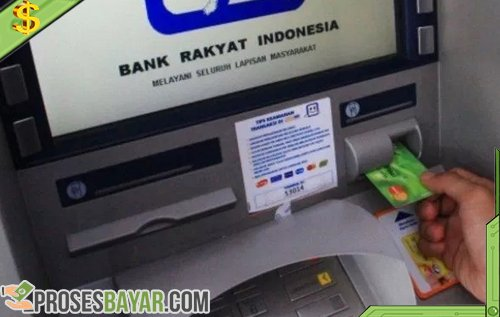 Cara Pembayaran Kredit Plus Via ATM BRI