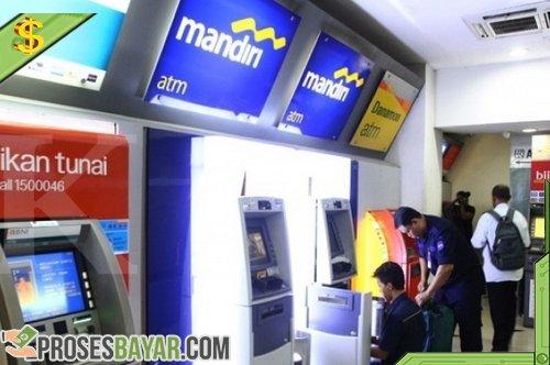 Cara Pembayaran Kredit Plus Via ATM Mandiri