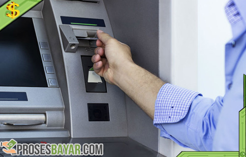 Bayar XL Prioritas Lewat ATM