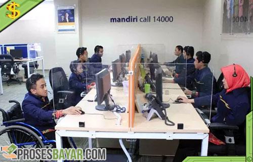 Call Center Mandiri 24 Jam Untuk Semua Wilayah