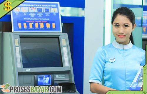 Cara Setor Tunai di ATM BCA yang Mudah dan Aman