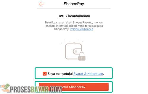 Atur Shopeepay