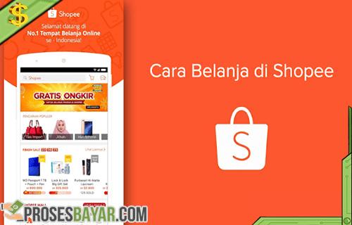 Cara Belanja di Shopee Gratis Ongkir yang Mudah