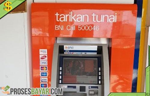 Cara Bayar Ujian Simak UI Lewat ATM BNI