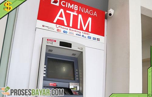 Cara Bayar Ujian Simak UI Lewat ATM CIMB Niaga