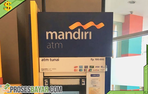 Cara Bayar Ujian Simak UI Lewat ATM Mandiri