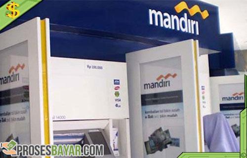 Cara Bayar Ujian Tulis UGM Lewat ATM Bank Mandiri
