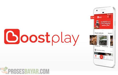Cara Daftar BoostPlay eWallet Terbaru