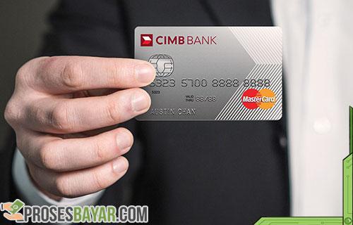 Cara Bayar Kartu Kredit CIMB NIAGA Terbaru