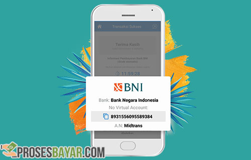 Cara Bayar Tokopedia Virtual Account BNI Terbaru