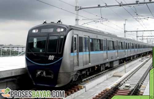 Cara Naik MRT Jakarta