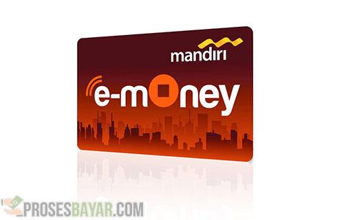 Cara Top Up E-money Mandiri Lewat Tokopedia yang Mudah