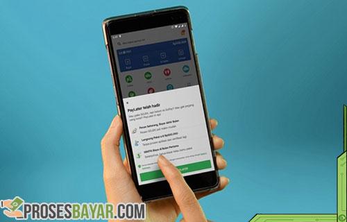 Daftar Biaya Paylater Gojek