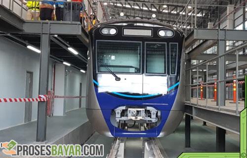 Peraturan Naik MRT Jakarta