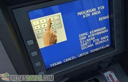 Cara Membayar Denda Tilang Pakai ATM BRI
