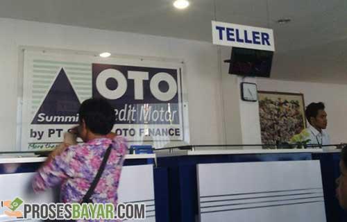 Cara Bayar Angsuran OTO Finance Offline & Online