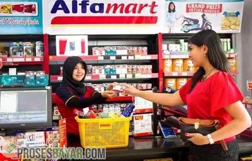 Cara Bayar Pajak Motor Depok Online Lewat Alfamart