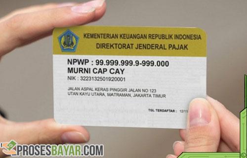 Cara Cek No NPWP