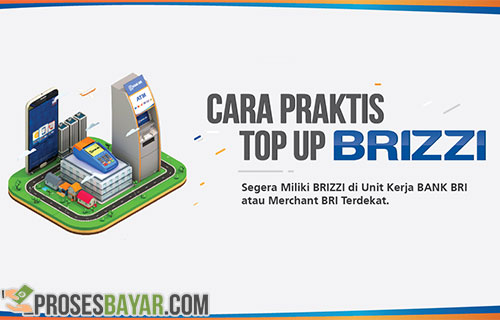 Cara Top Up Brizzi BRI